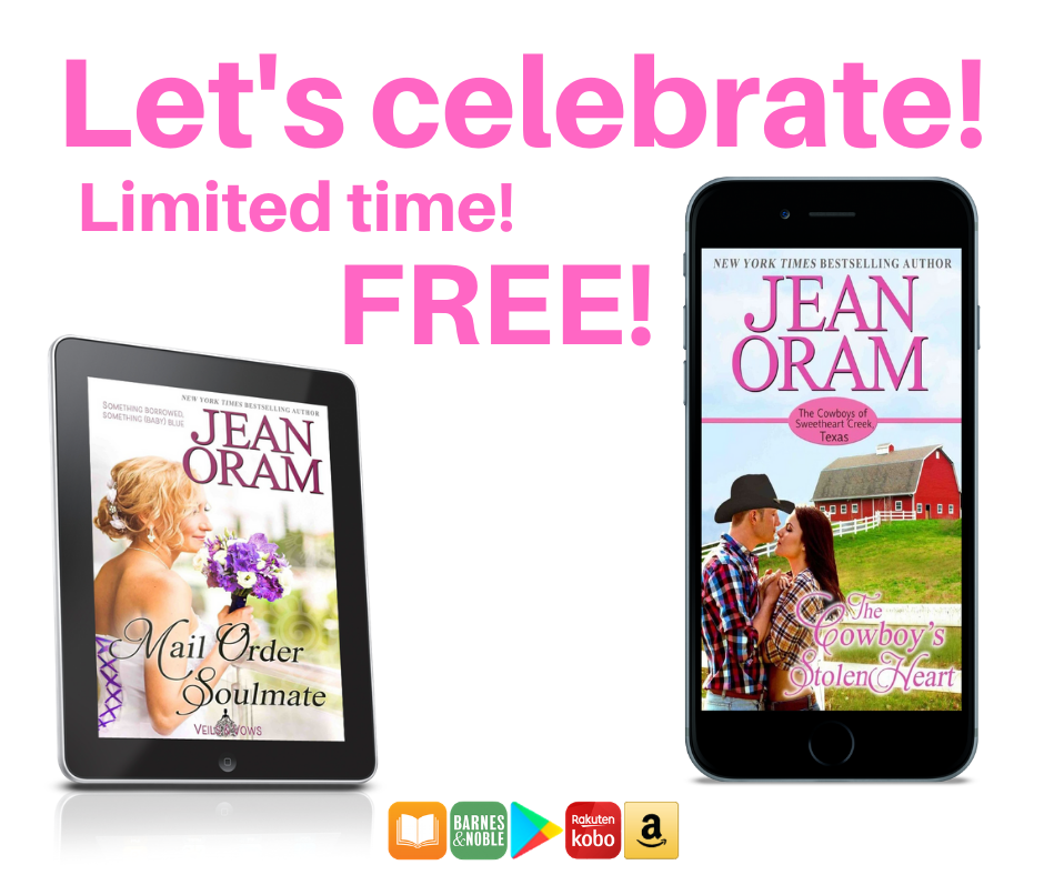 free books from Jean Oram